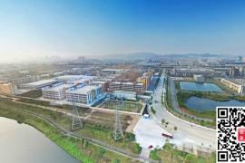 政府开发区环境展示-广东360全景