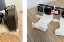 Lynx MR独立头显展现其新型光学器件下的AR透视镜像
